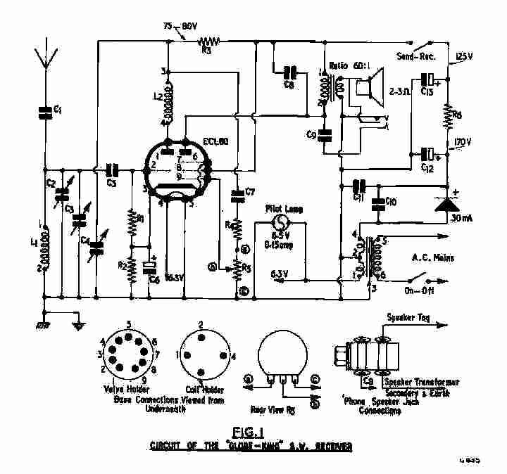 C1970 Datasheet PDF Mitsubishi as well Can Someone Break Down How This Receiver Works furthermore Globeking 300 also Schematics together with lificador De Antenas Uhf Tv Digital. on transistor radio circuit