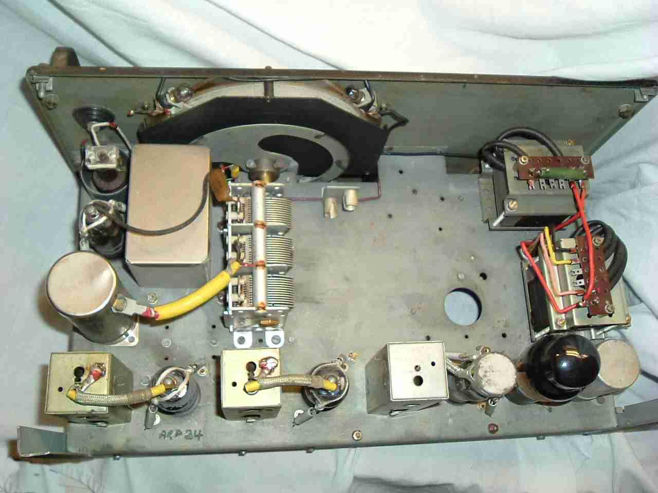 Medium Range Transmitter Circuit Diagrams Schematics Electronic