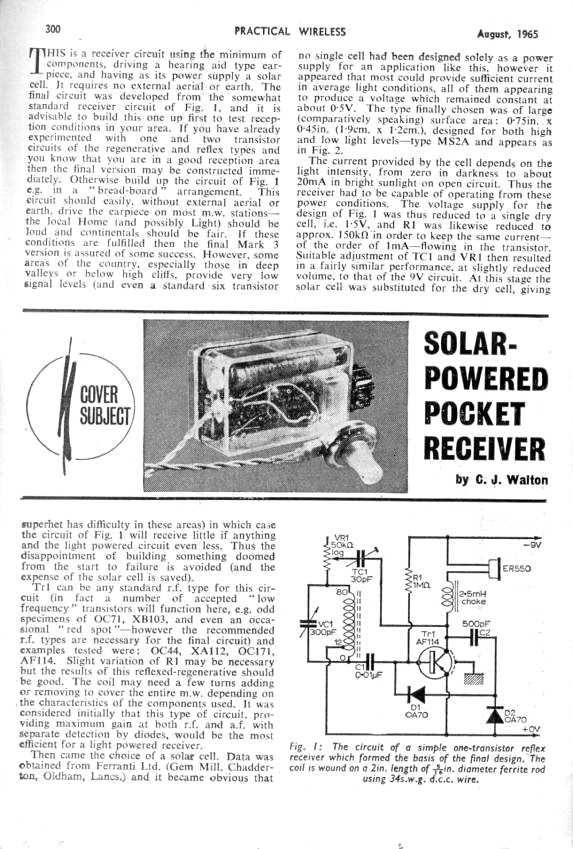 REGEN-REFLEX SHORTWAVE RECEIVER - Page 2 - The RadioBoard Forums