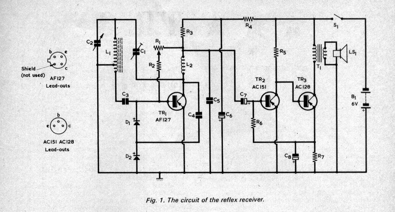 2 transistor regen reflex - page 2