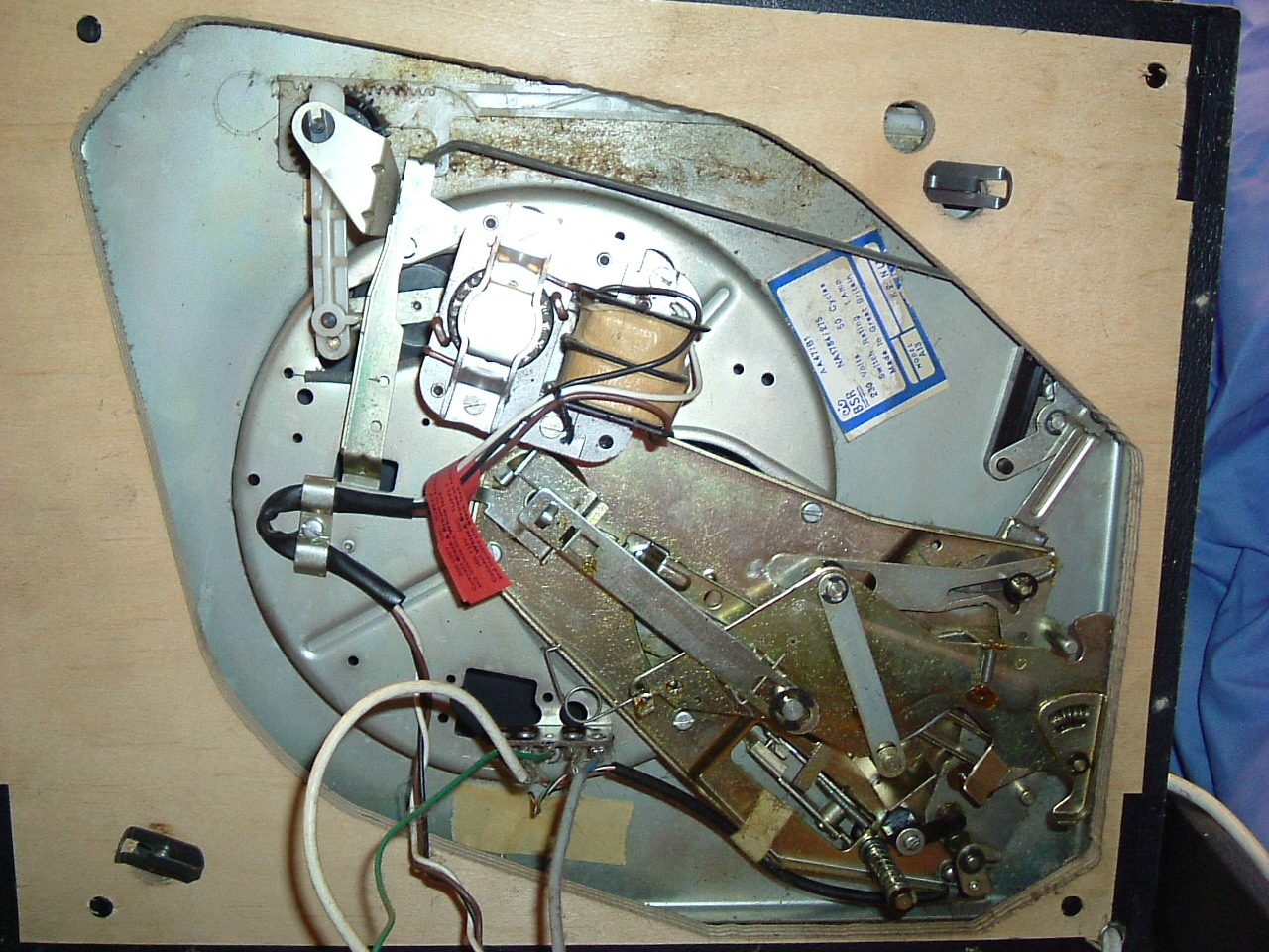 Ultima Motor Wiring Diagram Control Ge T361g Record Player T U2022 Creativeand Co