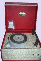 Dansette Record Player