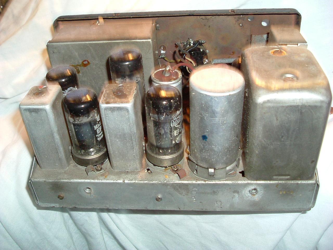Vintage-look Custom-fit Radios - JCWhitney